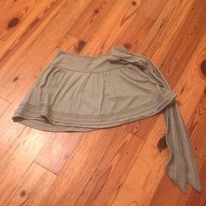 Fun Fall Skirt